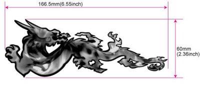 画像5: Real Fire ドラゴン・龍