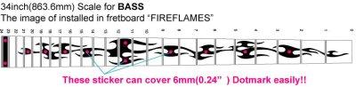 画像4: ベース用-ファイアー・フレイム (Real Fire)