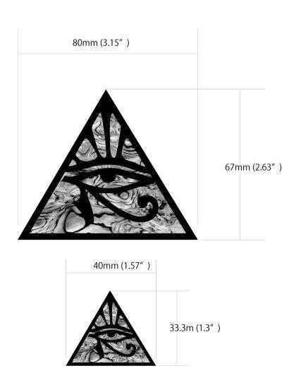 画像5: VAI ピラミッド・EYE / small & largeセット